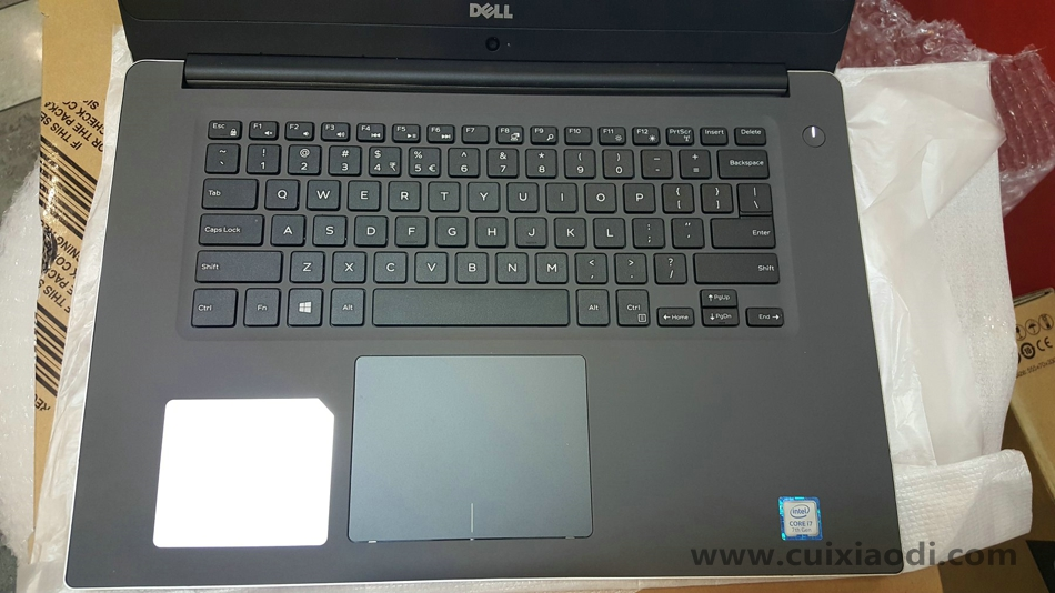 DELL燃7000笔记本电脑加装内存