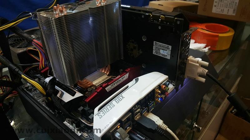 VR电脑及X99主板刷BIOS