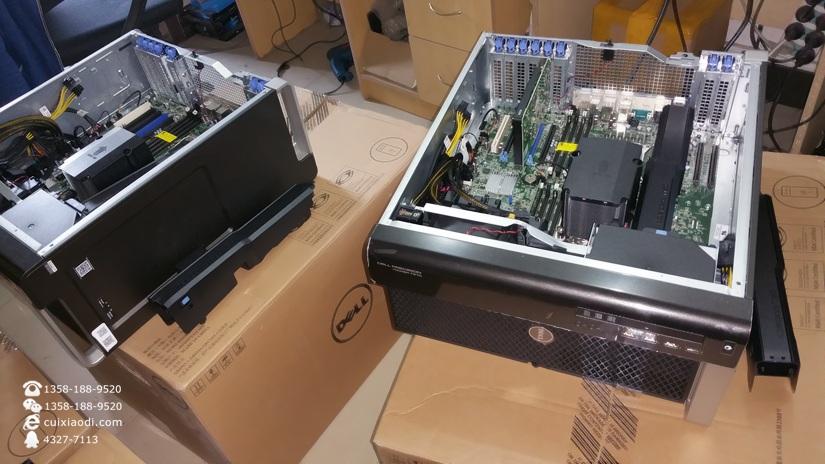 DELL Precision T7910 工作站实拍