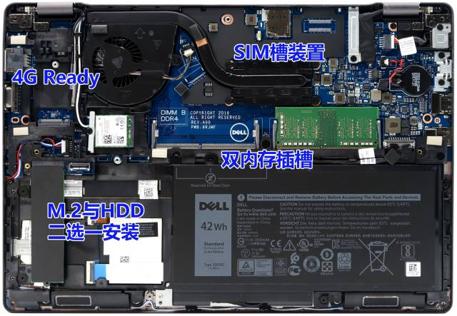 DELL Latitude E5280 商务笔记本介绍及拆机