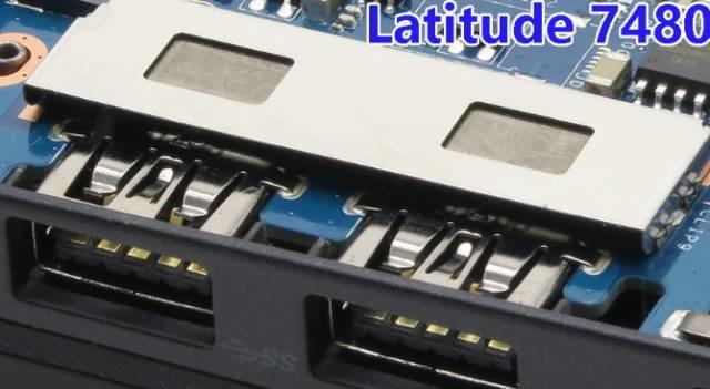 DELL Latitude 商用笔记本 E5480 E7480 介绍