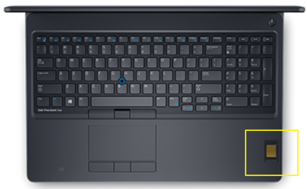 Dell Precision 移动工作站指纹功能总结