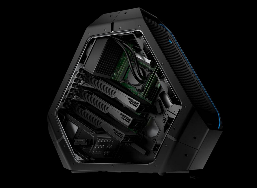 Dell 确认Alienware Area-51搭载 AMD ThreadRipper 处理器平台