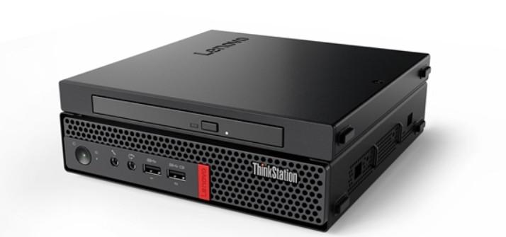 联想发布新款工作站-ThinkStation P320 Tiny