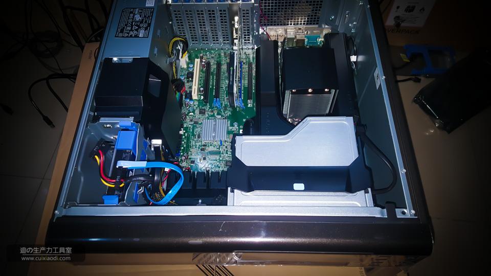 戴尔Precision T5810工作站安装双系统