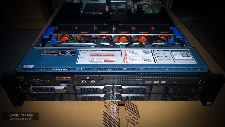 戴尔R730新普京安装Win8.1操作系统