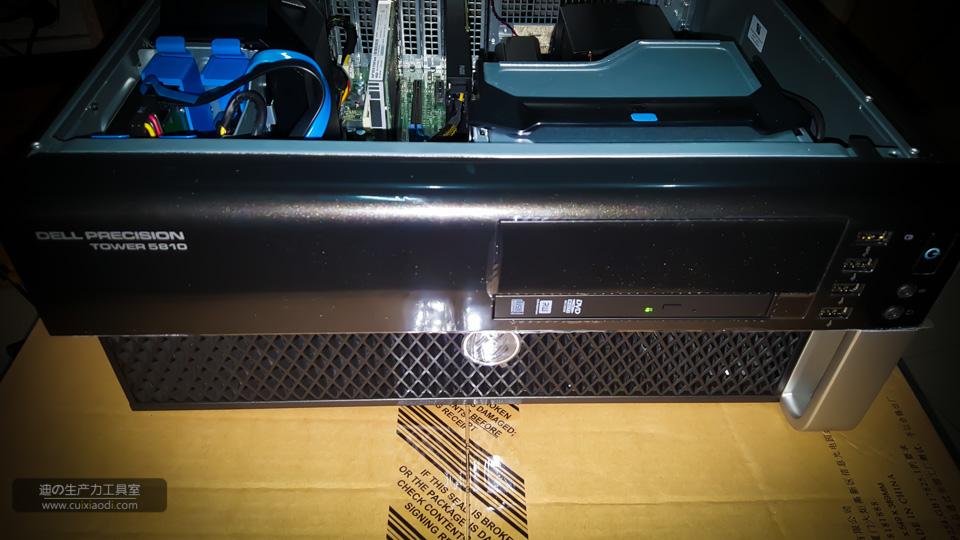 戴尔Precision T5810使用P4000显卡的问题