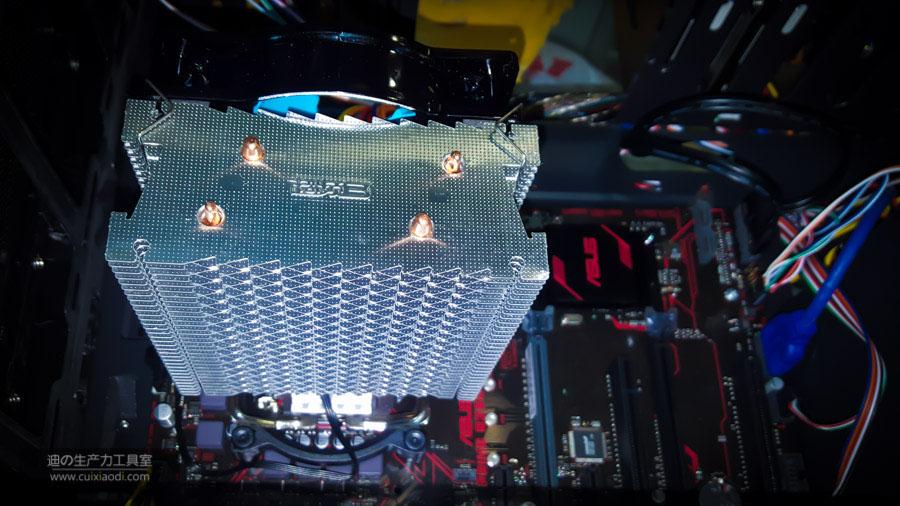 DIY一台「吃鸡」电脑