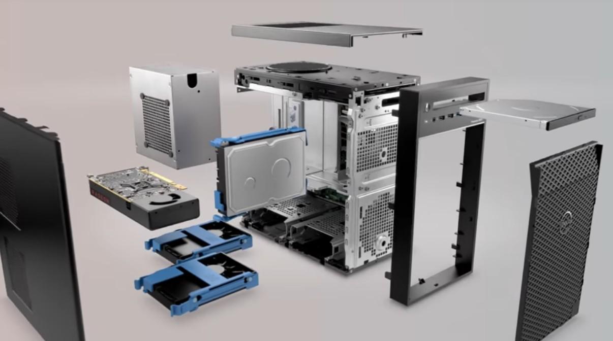 戴尔Precision T3630 图形工作站选购指南-1