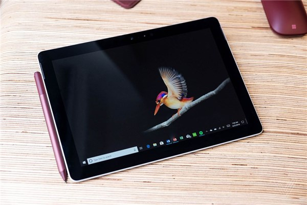 轻生产力工具微软Surface Go评论