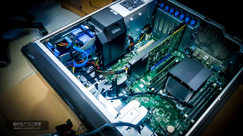 戴尔Precision工作站RMT内存可靠技术案例
